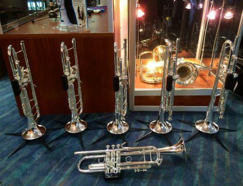 Ny sending med Bach Stradivarius 180S37 ankommet i butikken vår