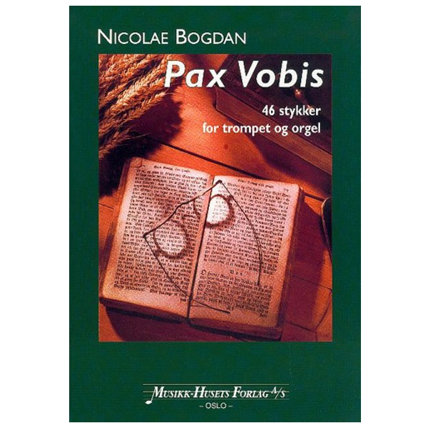 PAX VOBIS FOR TROMPET OG ORGEL:PIANO