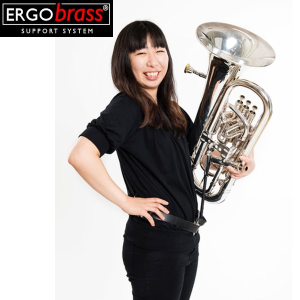 ERGOBRASS FOR EUPHONIUM, BARYTON, TENORHORN OG ALTHORN