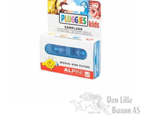ALPINE PLUGGIES – øreplugger for barn