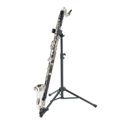 Instrumentstativ bassklarinett