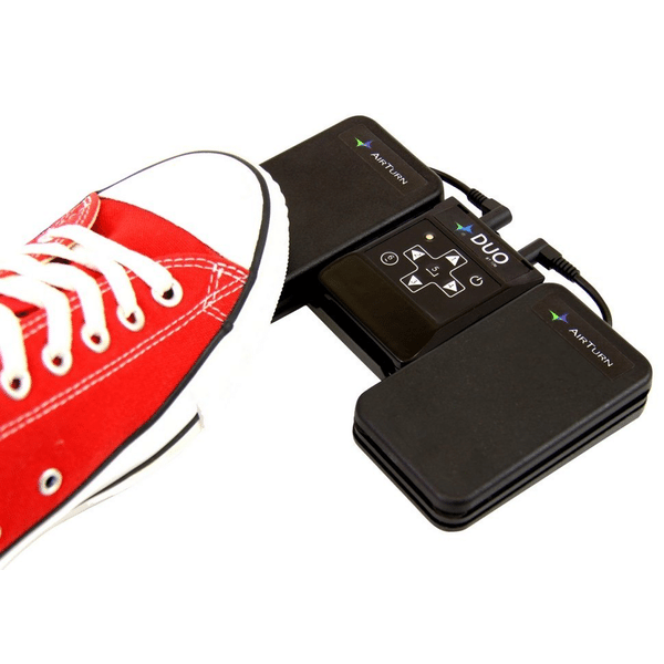 AIRTURN DUO BLUETOOTH-PEDAL
