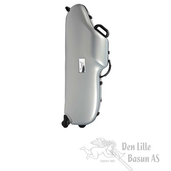 BAM HIGHTECH 3101XL ETUI FOR BARYTONSAX I METALLIC SILVER