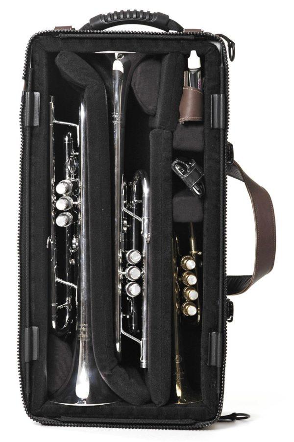 Torpedobag Coyote 2.5 Snip med ryggsekkstropper (trompet/trompet/piccolo)