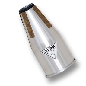 JO-RAL FR1A STRAIGHT MUTE I ALUMINIUM FOR WALTHORN