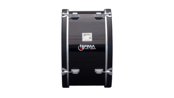 "LEFIMA ULTRA-LIGHT MB-BUL-1810-2HH 18"" X 10"" BASSTROMME"