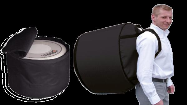 LEFIMA GIGBAG ZC-SB0-1810 MED RYGGSEKKSTROPPER FOR 18 X 10 BASSTROMME