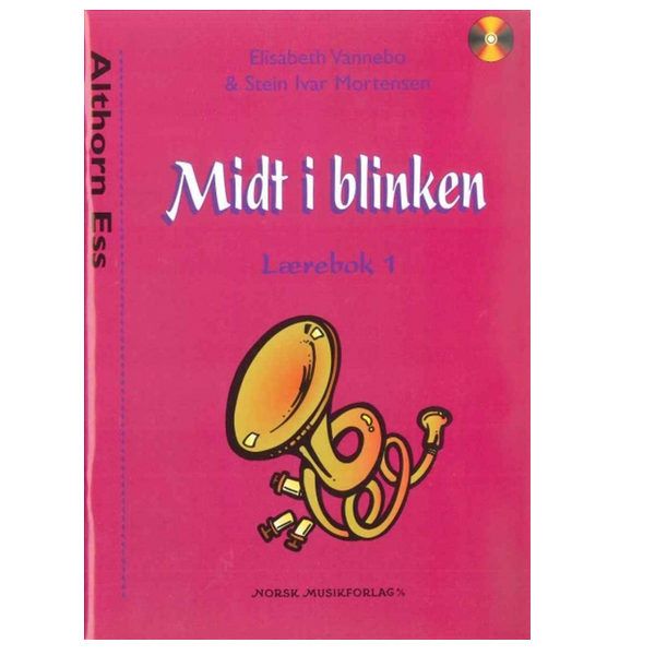 MIDT I BLINKEN ALTHORN BOK 1