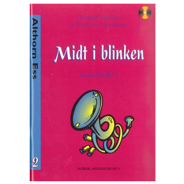 MIDT I BLINKEN ALTHORN BOK 2