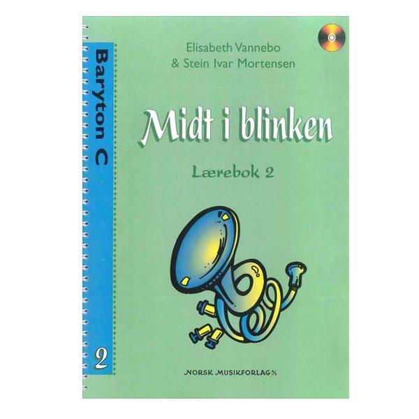 MIDT I BLINKEN BARYTON C BOK 2 F-NØKKEL