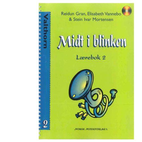 MIDT I BLINKEN WALDHORN BOK 2