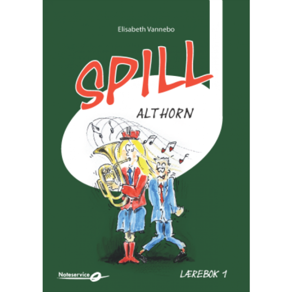 SPILL ALTHORN BOK 1