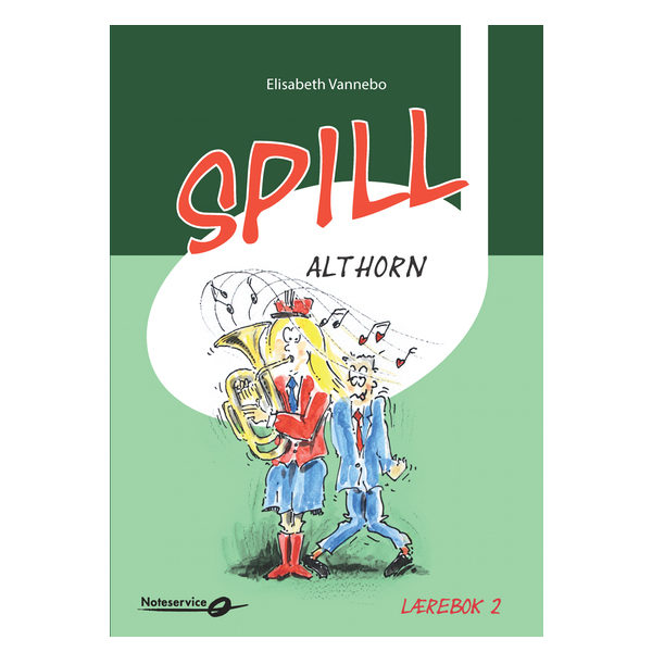 SPILL ALTHORN BOK 2