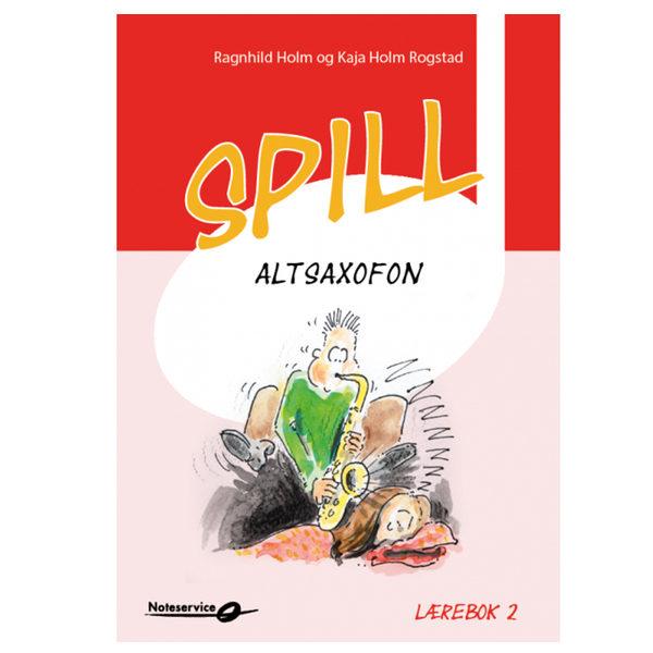 SPILL ALTSAXOFON BOK 2