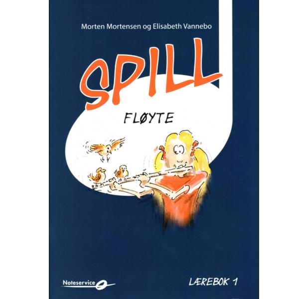SPILL FLØYTE BOK 1