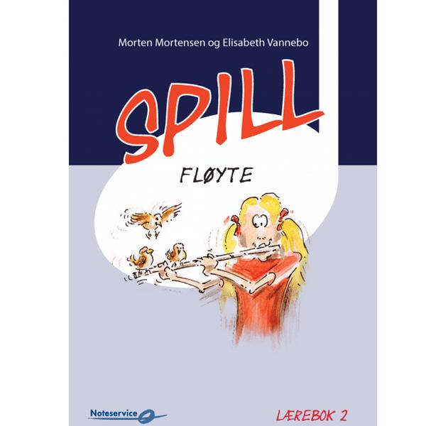 SPILL FLØYTE BOK 2