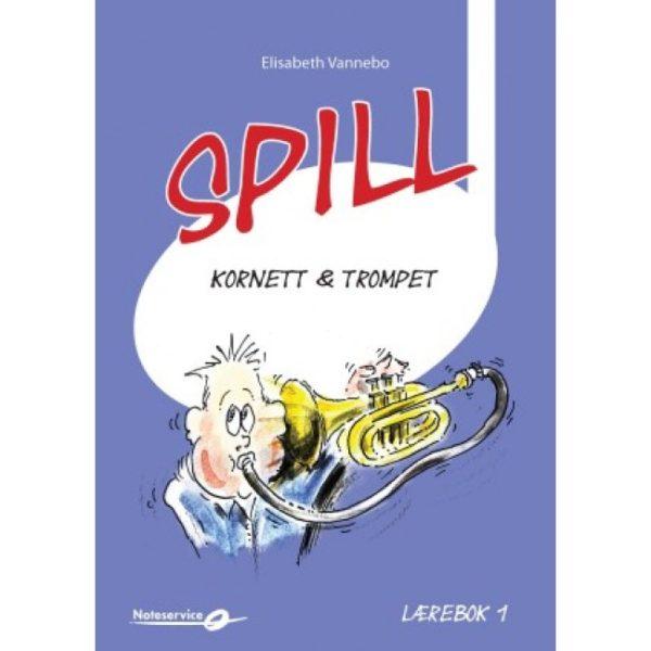 SPILL KORNETT & TROMPET BOK 1