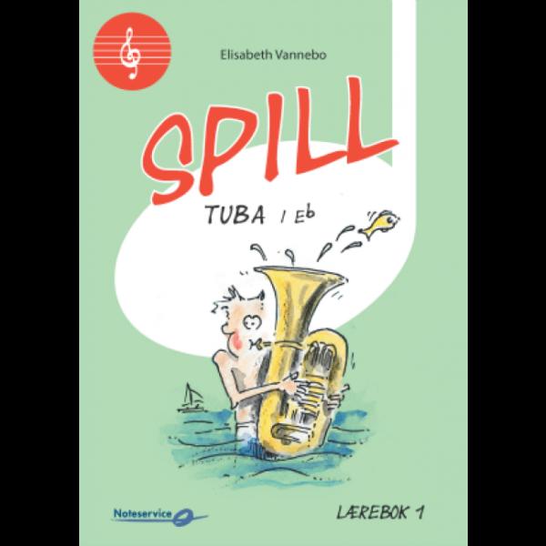 SPILL TUBA I Eb G-NØKKEL BOK 1