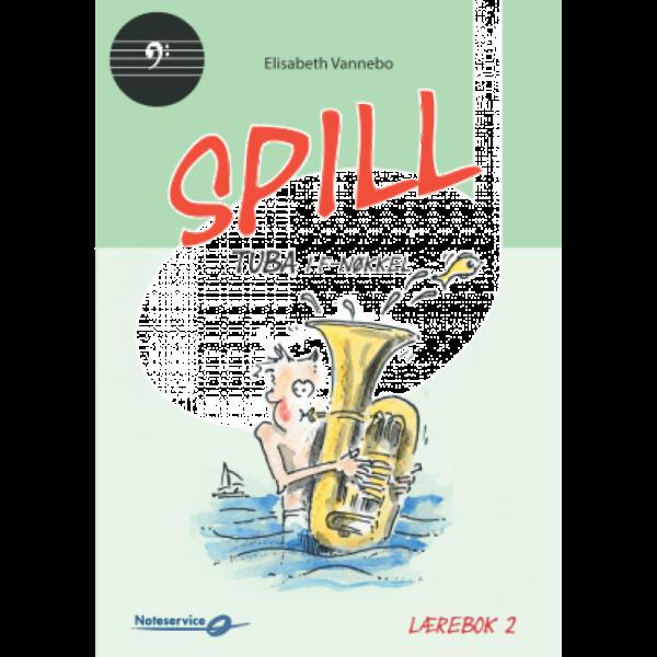 SPILL TUBA I F-NØKKEL BOK 2