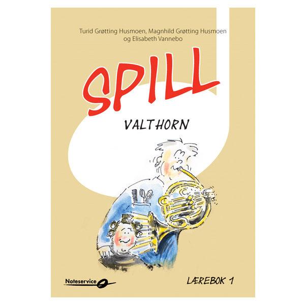 SPILL VALTHORN BOK 1