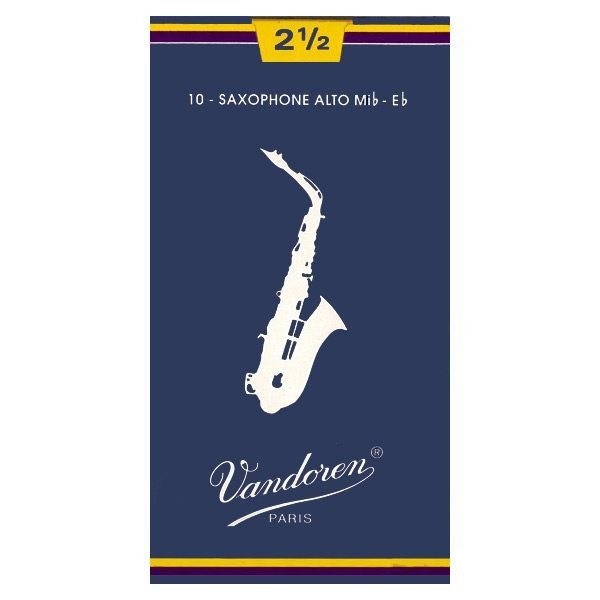 VANDOREN V5 TRADITIONAL ALTSAXFLISER