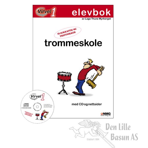 VIRVEL 1 VERSJON 2.0 TROMMESKOLE - ELEVBOK