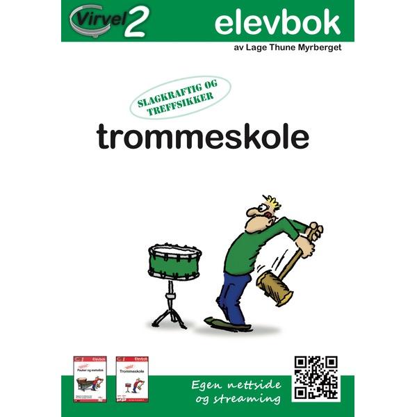 VIRVEL 2 TROMMESKOLE – ELEVBOK