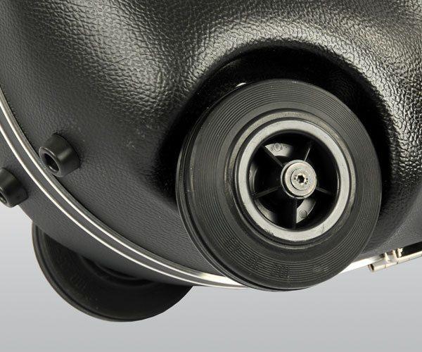 Jakob Winter JW 2197 RO Etui for Barytonsax (lav A) med hjul