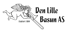 Den Lille Basun AS Logo