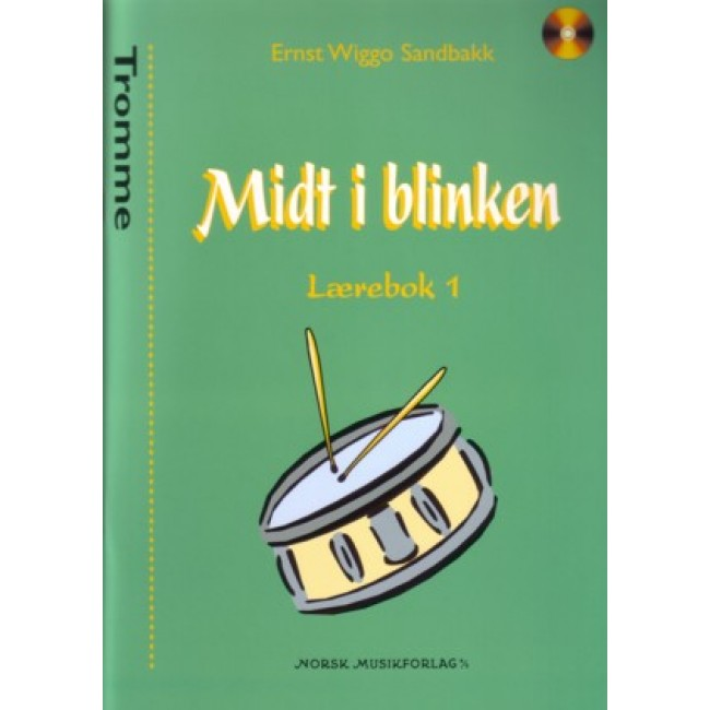 MIDT I BLINKEN TROMMER BOK 1