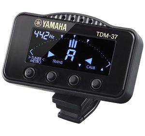 YAMAHA TDM-37S CLIP ON TUNER/METRONOM