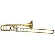Bager/ etuier for basstrombone