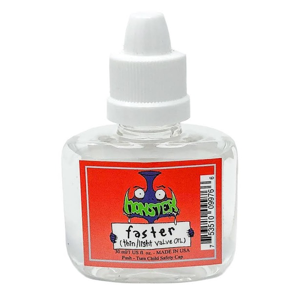 MONSTER OIL FASTER