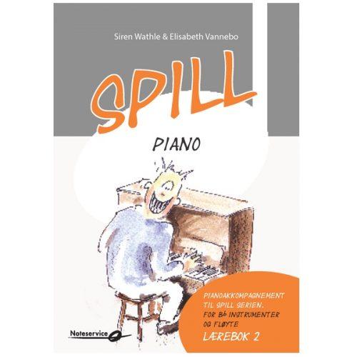 SPILL PIANO 2 AKKOMPAGNEMENT TIL Bb OG FLØYTE