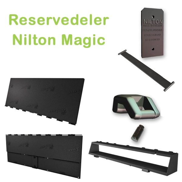 NILTON MAGIC RESERVEDELER
