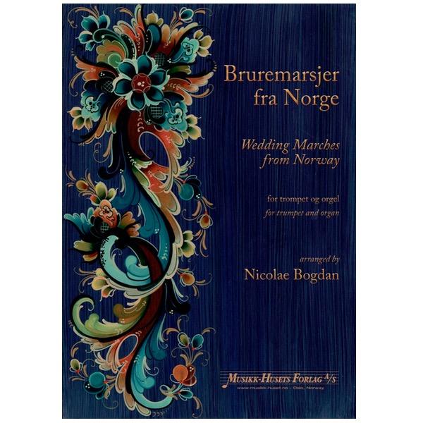 BRUREMARSJER FRA NORGE - NICOLAE BOGDAN