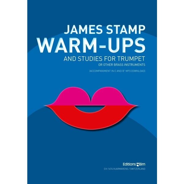 JAMES STAMP: WARM-UPS