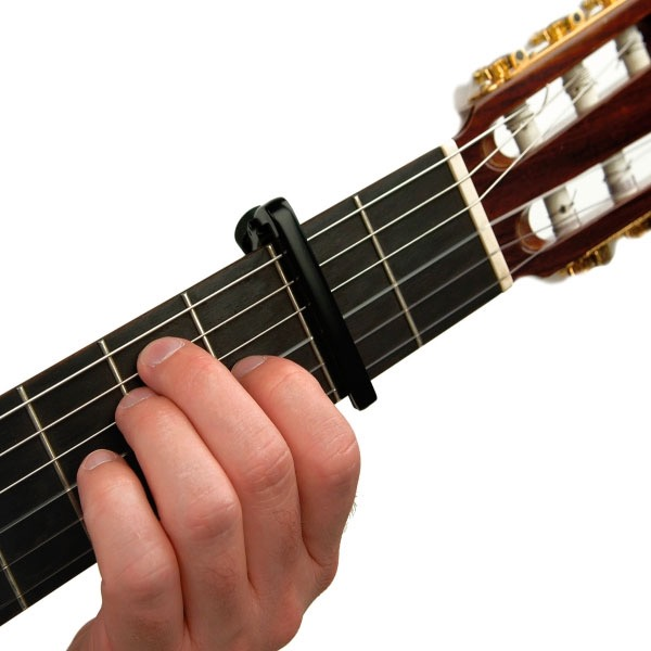 D´ADDARIO PW-CP-04 NS CLASSICAL CAPO PRO på gitar
