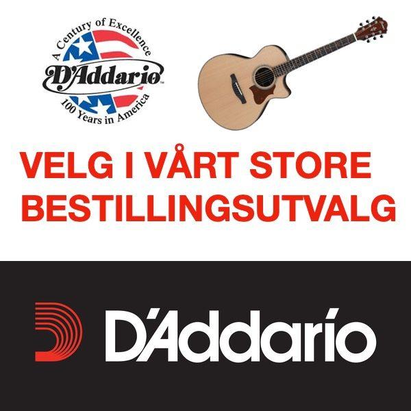 D´ADDARIO Velg i vårt store bestillingsutvalg Akustisk gitar
