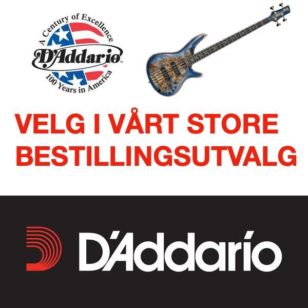 D´ADDARIO Velg i vårt store bestillingsutvalg Bassgitar