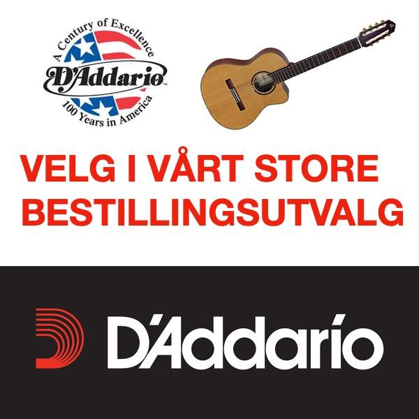 D´ADDARIO Velg i vårt store bestillingsutvalg Klassisk gitar