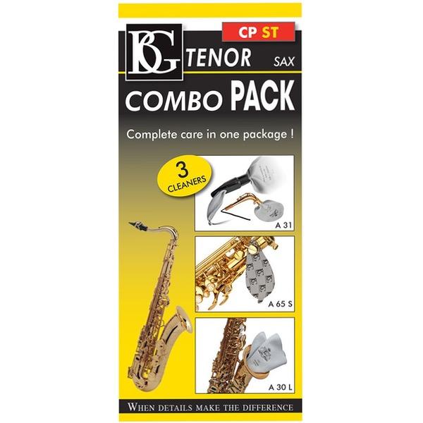 BG CPST COMBO PACK TENORSAX