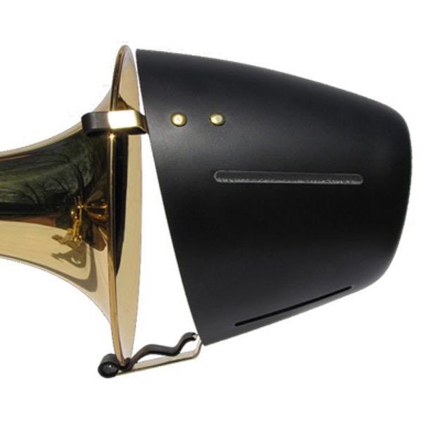 SOULO BUCKET MUTE FOR TROMPET - på trompet