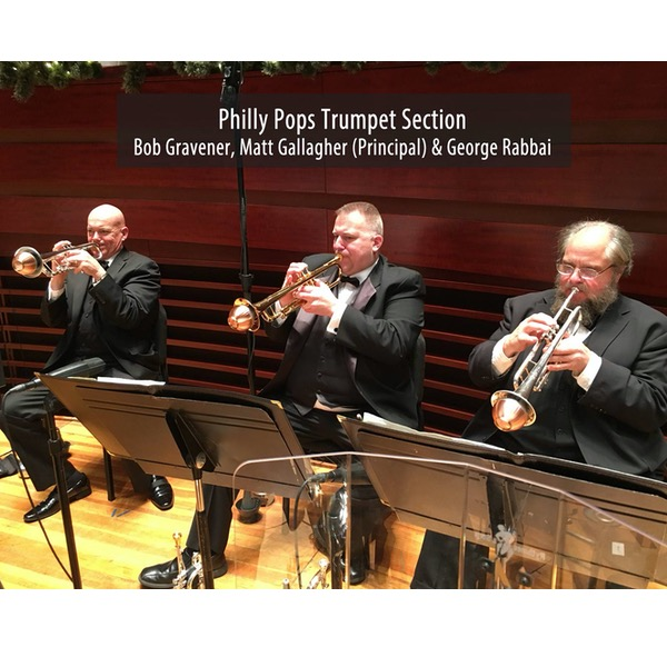 SOULO STRAIGHT MUTE I ALUMINIUM MED KOBBERBUNN FOR TROMPET - Philly Pops