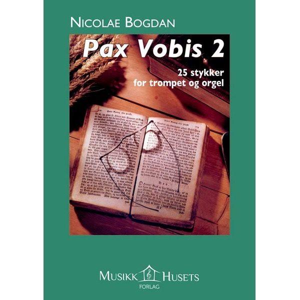 PAX VOBIS 2 FOR TROMPET OG ORGEL/PIANO