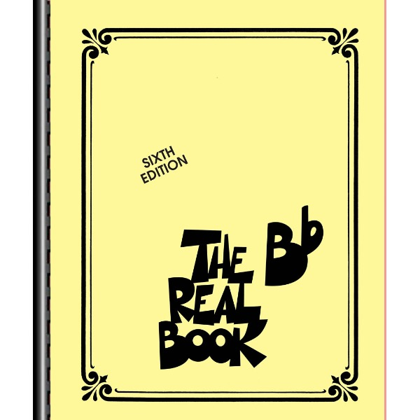 REAL BOOK VOL. 1 - Bb