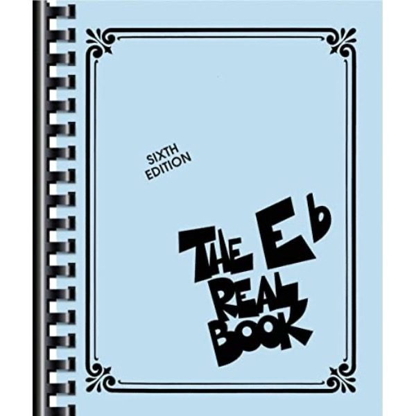 REAL BOOK VOL. 1 - Eb