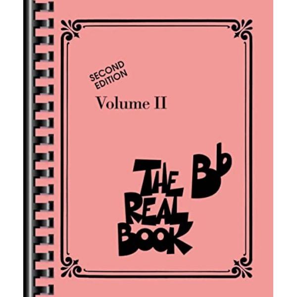 REAL BOOK VOL. 2 - Bb