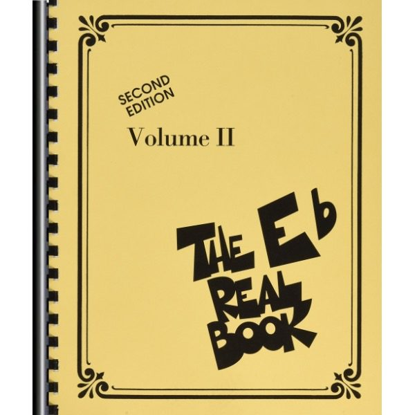 REAL BOOK VOL. 2 - Eb