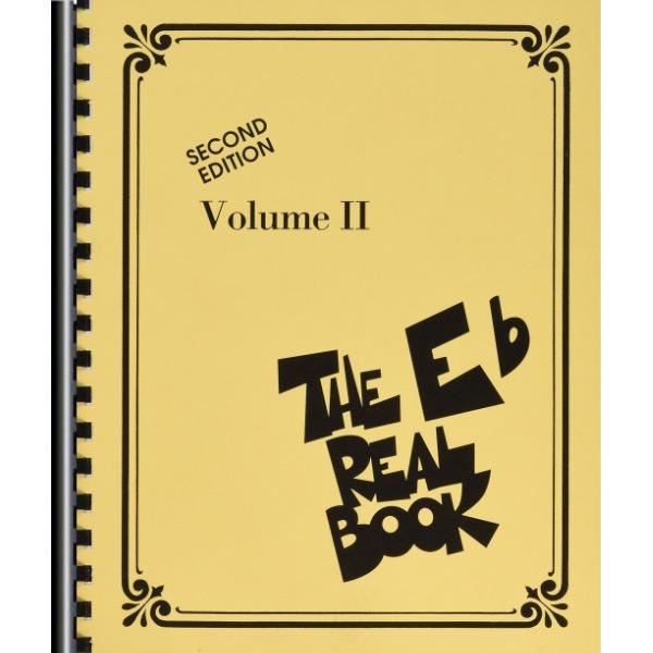 REAL BOOK VOL. 2 - Eb
